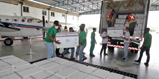 Bahia registra 1.088.035 casos de Covid-19, com 15.908 casos ativos e 23.008 óbitos