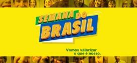 Semana Brasil: terceira edição acontecerá de 3 a 13 de setembro em todo o país