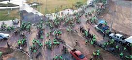"Espaço aberto às Bikes: Abapa dá apoio ao ""Meia Pista Barrocão"""