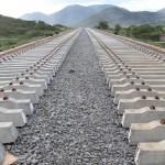 A Ferrovia de Integração Oeste-Leste (Fiol) é um retalho do sonhado projeto da Ferrovia Transulamericana, apresentado em 1896. Fotos: Valec/divulgação