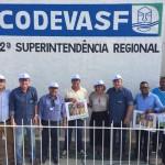 No primeiro momento serão atendidos 120 irrigantes do Projeto Público de Irrigação de Ceraíma, de Guanambi, e 180 irrigantes do Projeto de Estreito, nos municípios de Urandi e Sebastião Laranjeiras. Foto: divulgação.
