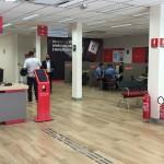 Às vésperas de completar 101 anos de emancipação politicoadministrativa (14/8) a cidade de Guanambi ganha agência do Banco Santander, como parte do seu programa de expansão para o interior da/Bahia. Foto: divulgação