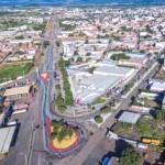 Guanambi, cidade polo regional, faz repercutir em toda a região quando sofre restrição do tipo lockdown.  Foto: PMG | Divulgação